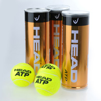 Head gold edition pehcans tennis ball masters cup finals