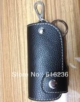 NEW Applies to Peugeot Car Luxury Car Cowhide Key Bag & key chain Gift