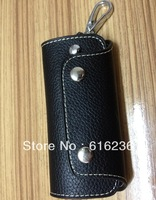 Genuine leather auto key holder bag,key case, auto accessories,