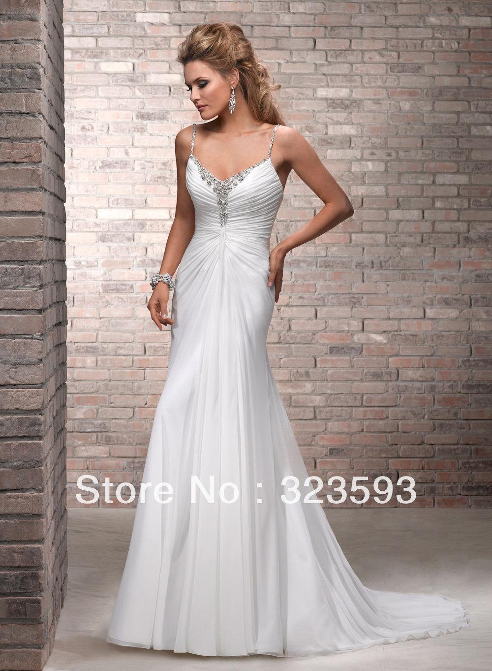 Rhinestone Wedding Dresses 46