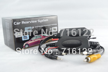2.4G WIRELESS Module adapter for Car Reverse Rear View backup Camera cam for GPS