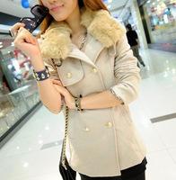 Neckline liangsi double pocket long-sleeve slim one-piece dress