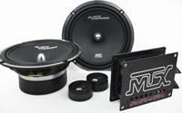 Mtx car audio blk625 classic 6.5 set speaker car speaker