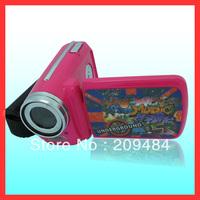 Free Shipping  DV digital camcorder TDV-1320 1.3Mega Pixels CMOS Sensor  still video camera  digital video photography