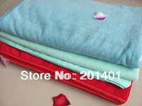 39inch*78inch Microfiber Beach Towels/SPA Towel ,Hand Towel 3pcs/lot Red Color,Green Color,Blue Color
