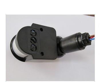 Free shipping 10pcs LED body infrared sensor \ project-light lamp floodlight monitoring light probe induction switch PIR