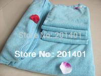 Microfiber Beach Towel/SPA Towel ,Hand Towel Cleaning Cloth 5pcs/lot 100*200cm 40*40cm lots sale