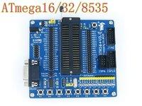ATmega16A-PU ATmega16A mega16 AVR Development Board Starter Kit All I/O Expander + 1pcs ATmega16A-PU = STK16+ Standard