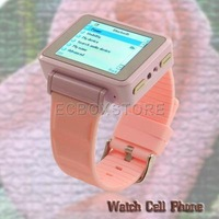 K1 1.8\&quot; Large Screen Unlock Quad Band Wrist Watch Phone, Camera, FM, Multi color