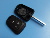 Opel 3 button remote key shell,car key fob