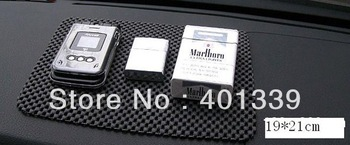 Free shipping Powerful Silica Gel Magic Sticky Pad Anti-Slip Non Slip Mat for Phone PDA mp3 mp4 Car Multicolor 190X220MM