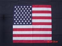 100 cotton US flag bandana head wrap for wholesals  sales ( link for Margaret  )
