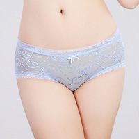 4 panty briefs lace female panties seamless panties 1111612 free shipping