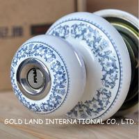 Free shipping 2pcs/set room door locks house furniture accessories Indoor hardware ceramic locks
