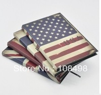 Restore ancient ways Diary book/National flag notebook,Free Shipping/