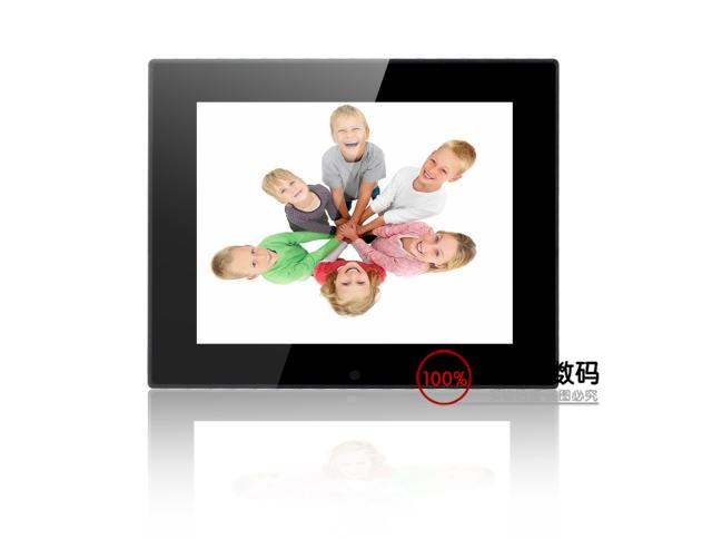 Meijia 8 series 800 600 digital photo frame photo album cosmetics showcase advertising machine(China (Mainland))