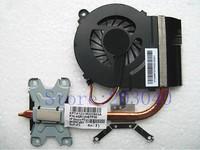 new original cooling heatsink&fan for hp G4 G6 CQ42 643257-001 641141-001 4GR12HSTP30 4GR23HSTP40 intel Thermal Module radiator