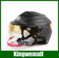 Free Shipping Men Women Safety Motorcycle Motor Warm Helmet  S M L XL XXL 16 Colors for you choosing  YH-339-W