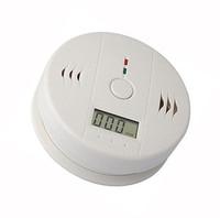 9430  CO Carbon Monoxide Poisoning Smoke Gas Sensor Warning Alarm Detector Tester LCD