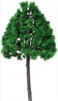 Model tree  Plastic model tree  high is 70mm