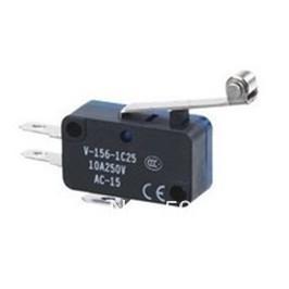 V-156-1C25 Long Hinge Roller Lever Micro Switch