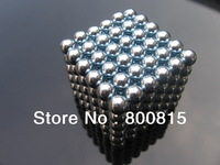 (0.12in)3mm*216 blue zn coated, neocube 0.05mm (0.002in) tolerance (100 sets as one pack)