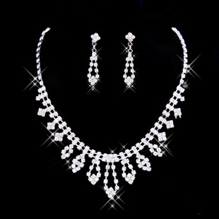 JY04 african wedding jewelry set