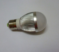 Ultra bright LED bulb 12W E27 220V Cold White light LED lamp with  360 degree Spot light Free shipping