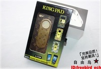 NEW Luxury Leather Pouch Hard Case Cover for iPhone 4G  free shipping