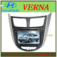 3G USB HOST!Hyundai Solaris Verna 2010-2011 2Din HD Car Radio with GPS/ Blue tooth/I-POD control/Radio/Amplifier!Free gps map!