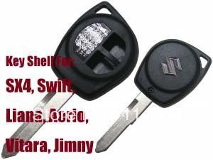 2 Button Remote Key Shell for SUZUKI SX4 Swift Liana Aerio Vitara Jimny