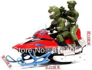 Remote control motorcycle skidoos car coaster music lamplight remote control car