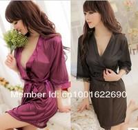 Free shipping! Wholesale,Sexy Women's underwear Lingerie sleepwear dress +G string  LG0005