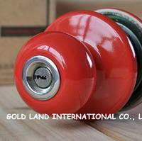 Free shipping 2pcs/set ceramic interior door locks door lock bedroom door handle lock