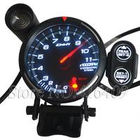 Racing Car 80mm RPM Tachometer Car Meter/Auto Gauge ( wholesale and retail)