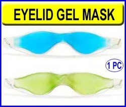 1 pc Hot Cold Relaxing Soothing Face Eye care Gel Mask **** Perfect For Tired, Puffy Eye, any facial treatment, SPA massage !!!(China (Mainland))