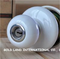 Free shipping 2pcs/set ceramic hotel door Lock hotel lock hotel lock