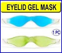 1 pc Hot Cold Relaxing Soothing Face Eye care Gel Mask **** Perfect For Tired, Puffy Eye, any facial treatment, SPA massage !!!