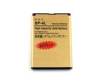 New High Capacity Battery BP-4L for Nokia 6760 E52 E55 E61 E63 E71 E72 N97 E90 N810 free shipping