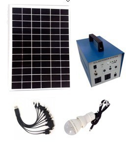energy saving mini solar  power system