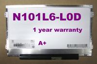 CMS LCD Screen Laptop Display Flat Panel N101L6-L0D N101LGE-L41 B101AW06 LTN101NT05 Ultra Slim LED 10.1 10.1 Standard DJBD