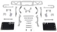 free Shippng  CNC 5T/5SC Rear Bumper Set
