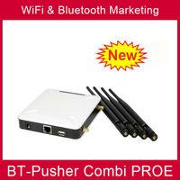 BT-Pusher wifi bluetooth mobiles proximity marketing device (Free wifi hotspot bluetooth router) COMBI PROE