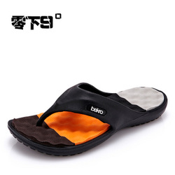 Summer Men slippers beach shoes the trend of personalized flip-flop sandals fashion flip flops slip-resistant(China (Mainland))