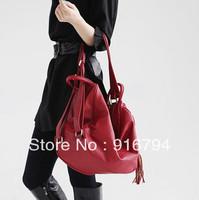 Free shipping!2013 personalized frog female bags handbag back backpack messenger bag fashion bag BG067