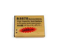 new High Capacity Battery EB494353VA For SAMSUNG GALAXY MINI S5570 Dart T449 WAVE 52 free shipping
