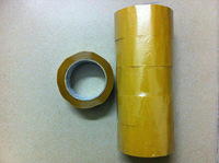 DHL Free Shipping! 10pcs/lot High Quality Adhesive Tape 1.2*5cm, Yellow Adhesive Tape for Packaing Tape, PAC-004