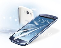 WHOLESALE 5000PCS Clear Screen Protector Film Guard for SAMSUNG Galaxy S3 i9300 Screen Protector without retail package