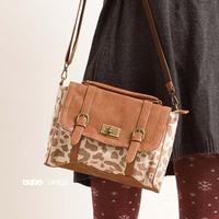 Uano hot-selling 2way bag handbag messenger bag canvas bags 2012 female