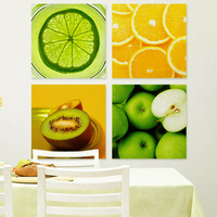 Fruit series of picture frame paintings mural z007a